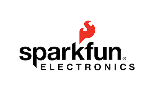sparkfun logo for Morning Fix with SheSays Boulder